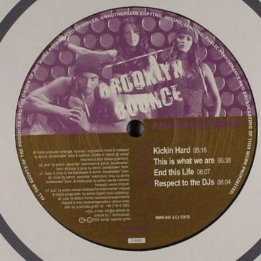 Brooklyn Bounce - X-Pect The Un X-Pected(CON MUCHA CLASE¡¡ CARA B1 RECOMENDADO DJ RAI¡)