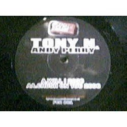 Tony N & Andy Perry - Will I 2006 / Crush On You 2006 (REMIX BUMPING,MUY BUENO¡)