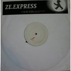 ZE.Express - I've Got To Run(2 MANO,BASUCÓN HARDHOUSE¡¡)