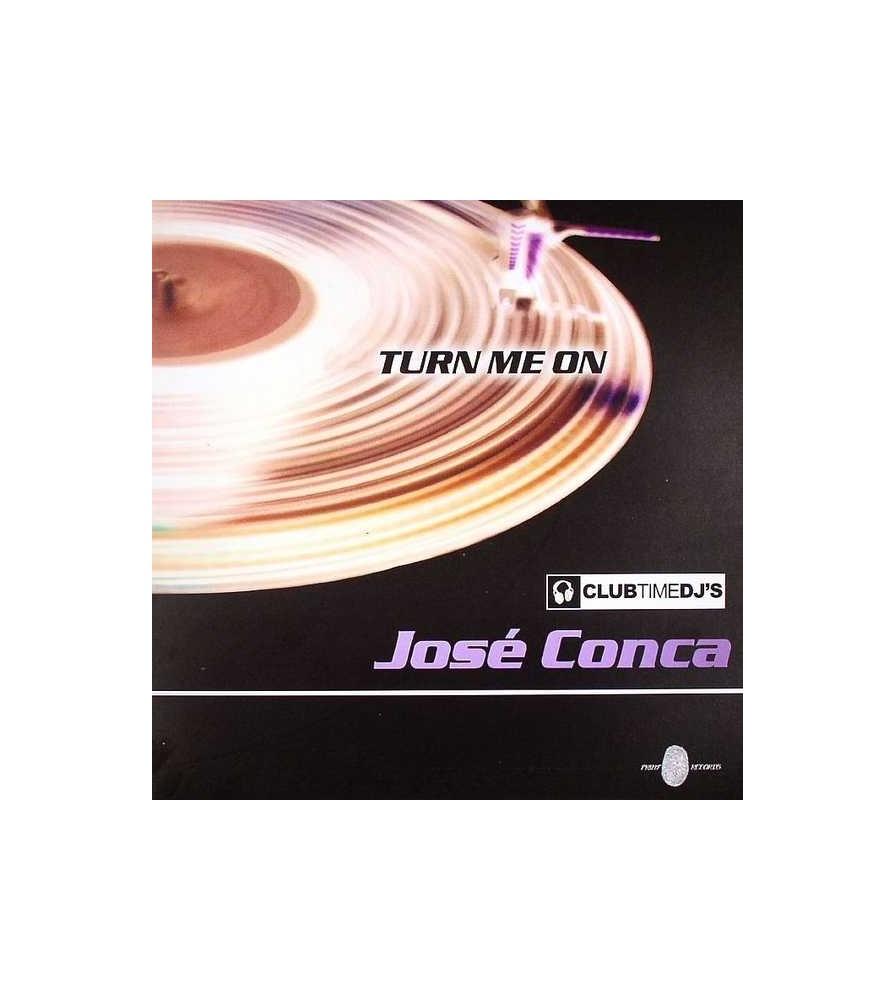 Jose Conca - Turn Me On(2 MANO)