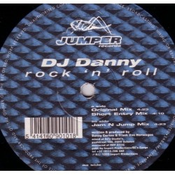 DJ Danny - Rock 'N' Roll (2 MANO,JUMPER RECORDS)