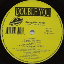 Double You - Dancing With An Angel (EDICIÓN CANADIENSE,VERY WANTED¡¡¡  NUEVO)