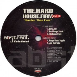 The Hard House Firm Vol. 3-Harder Than Ever (2 MANO,ABSTRACT MUSIC)