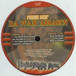 Poogie Bear – Da Wax Assasin(2 MANO,COMO NUEVO¡¡)