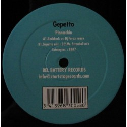 Gepetto – Pinnochio(PELOTAZO JUMPSTYLE)