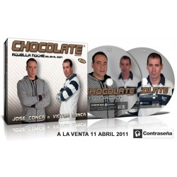 CHOCOLATE RECORDS-AQUELLA NOCHE DEL 95 AL 2007(RECOPILATORIO 2 CD'S)