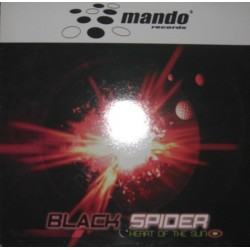 Black Spider – Heart Of The Sun (2 MANO,COMO NUEVO¡¡ INCLUYE REMIX DJ NAPO¡¡)