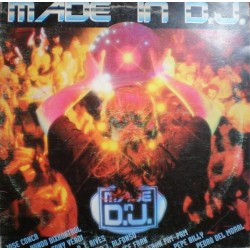 Various – Made In D.J.(2 MANO,INCLUYE SNAKE CORPS-THIS IS A SEGULL¡¡)