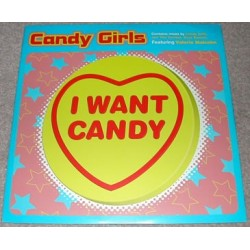 Candy Girls – I Want Candy(2 MANO,REMEMBER 90'S¡¡)