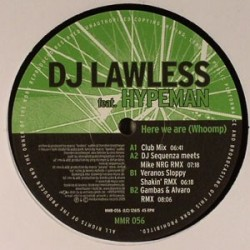 DJ Lawless – Here We Are(CABRA SELLO MENTAL MADNESS¡¡)