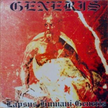Generis – Lapsus Humani Generis (2 MANO,TEMAZO MUY BUSCADO¡¡)