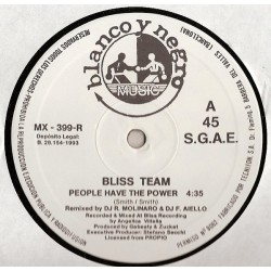 Bliss Team – People Have The Power (2 MANO,REMEMBER 90'S¡¡)