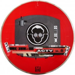 ACTV – A.C.T.V. (2 MANO,PICTURE DISC ORIGINAL¡¡¡)