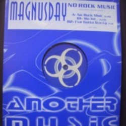 Magnus Day – No Rock Music (2 MANO,BASES REMEMBER¡¡)