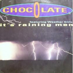 Chocolate  – It's Raining Men(2 MANO,TEMAZO¡¡¡¡¡¡)