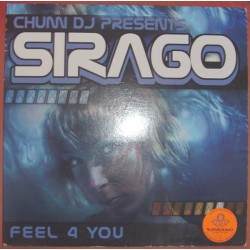 Chumi DJ Presents Sirago – Feel 4 You(2 MANO,LIMITE RECORDS¡¡)