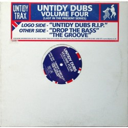 Untidy Dubs Volume Four - Amadeus Mozart & Andy Pickles / Paul Janes (HARDHOUSE UK¡¡)