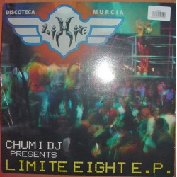 Chumi DJ Presents Limite Eight E.P. – Maybe(NUEVO,SELLO LIMITE RECORDS)