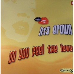 Lita Brown – Do You Feel The Love (2 MANO,NUEVECITO¡¡¡)