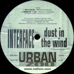 Interface – Dust In The Wind (2 MANO,COMO NUEVO)