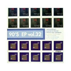 Various – 90's EP Vol. 32(2 MANO,REMEMBER 90'S¡¡)