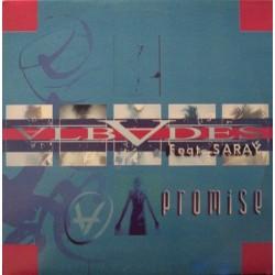 Albades Feat. Saray – Promise (CANTADITO + BASE,MUY BUENO¡¡ COPIAS NUEVAS)