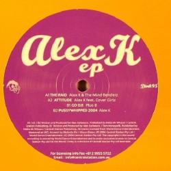 Alex K – EP(BASES MUY BUSCADAS¡¡)