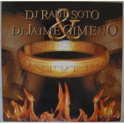 DJ Raúl Soto & DJ Jaime Gimeno – The 2 Styles Special Vol. 4 (NUEVO,INCLUYE BASES JUMPER¡¡)
