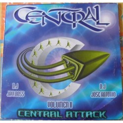 Central – Volumen II - Central Attack (2 MANO,REMEMBER 90'S¡)