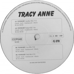 Tracy Anne – Tonight (REEDICIÓN)
