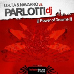 U.R.T.A & Navarro vs. Parlotti DJ – Power Of Dreams (DISCO ORIGINAL¡¡  MUY BUSCADO¡¡)