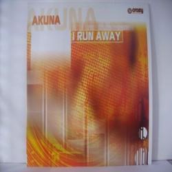 Akuna – I Run Away