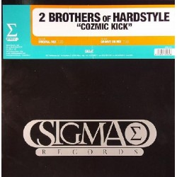 2 Brothers Of Hardstyle – Cozmic Kick (HARDSTYLE RECOMENDADISIMO DJ RAI,AÑO 2006¡¡)