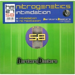 Nitrogenetics – Intimidation (HARDCORE BLASTERS)