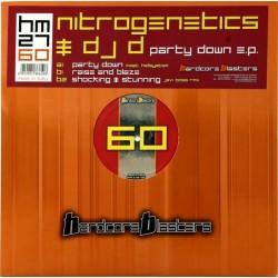 Nitrogenetics & DJ D – Party Down(PELOTAZO¡¡¡ DISCO ORIGINAL)