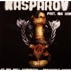 Kasparov – We Will Dominate (Angerfist Refix) (2 MANO,PELOTAZO ANGERFIST¡¡¡)