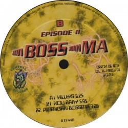 Bossma - Episode II - Killers(2 MANO,CARPETA GENÉRICA,PELOTAZO B2¡¡)