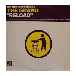 The Grand / Raptor ‎– Reload / Come On (Base mitica Ismael Lora¡¡)