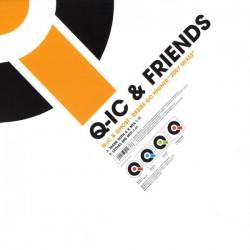 Q-ic & Friends – Desire Go Higher (2 MANO,TEMAZO JUMPSTYLE¡¡)