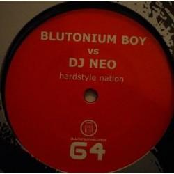 Blutonium Boy vs DJ Neo  – Hardstyle Nation (2 MANO,TEMAZO HARDSTYLE¡¡)