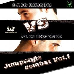Paco Rincon Vs Alex Gimenez – Jumpstyle Combat Vol.1 (JUMPSTYLE¡¡)