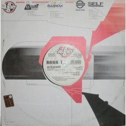 Rank 1 - Airwave (EDICIÓN ITALIANA SELLO RED ALERT,COPIAS NUEVAS¡¡)