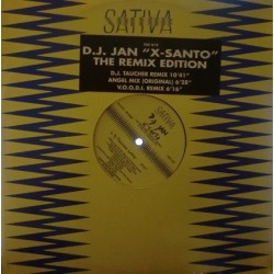 DJ Jan – X-Santo (NUMERO  1 JOSE CONCA CHOCOLATE¡¡¡ NUEVO)