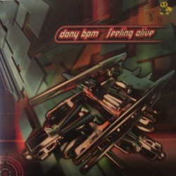 Dany BPM - Feeling Alive (CARA B,TEMAZO AMERICANO)