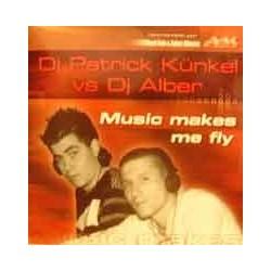 Dj Patrick Künkel Vs Dj Alber – Music Makes Me Fly (JUMPER)