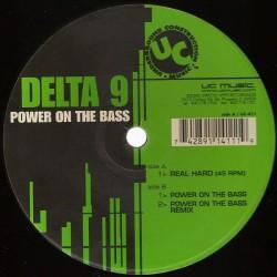 Delta 9 – Power On The Bass (TEMAZO AMERICANO)