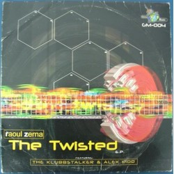 Raoul Zerna – The Twisted E.P. (2 MANO,GLOBAL MUSIC)