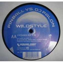 Pinball vs. DJ Palon - Wildstyle (TEMAZO ROCKOLA MISLATA,DE LOS DESCONOCIDOS¡¡)