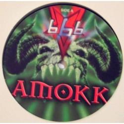 666 – Amokk(2 MANO,PROGRESIVO DEL 98 MUY BUENO¡¡)