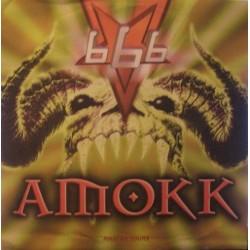 666 - Amok(remix)(2 MANO,COMO NUEVO)